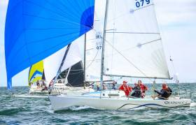 The Irish J/80 Championships will be run over three days and as part of the 'Sportsboat Cup' which incorporates racing for other one-design keelboat divisions, including 1720s and SB20s