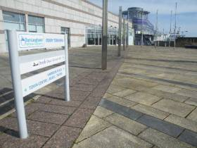 Planning permission at the former Dun Laoghaire Harbour ferry terminal has been granted to a project developer who says could support up to 1,000 jobs