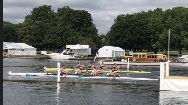 Commercial compete at Henley