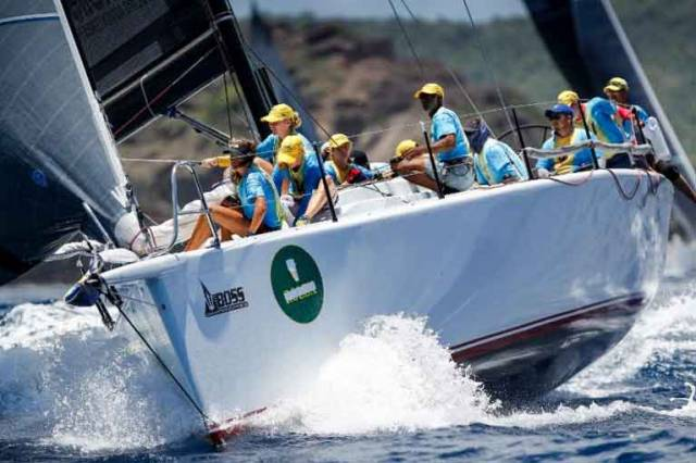 Greystones and Howth Sailing Success at Antigua Race Week