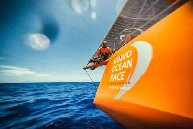 The partnership is a signal of the Volvo Ocean Race's commitment to the sport and future of offshore sailing