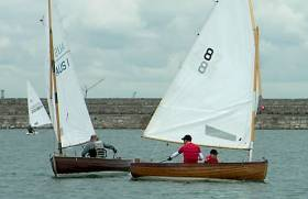 The International 12 foot Dinghy Class and Dublin Bay 12 footer Irish Championships will be hosted on August 30th