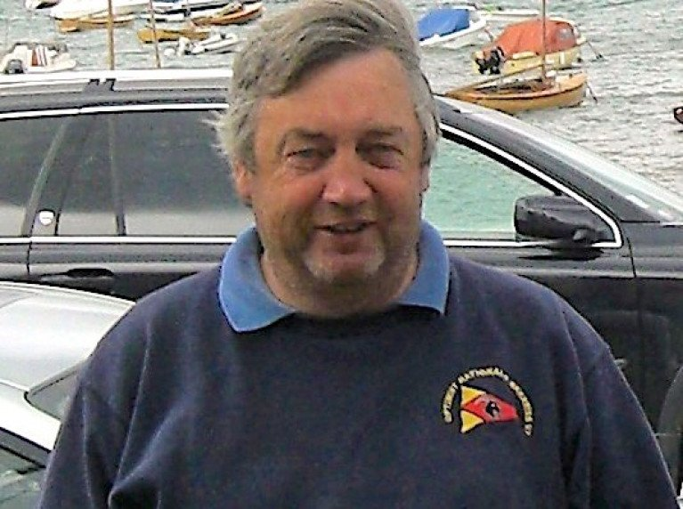 Jim Dempsey of Skerries Sailing Club