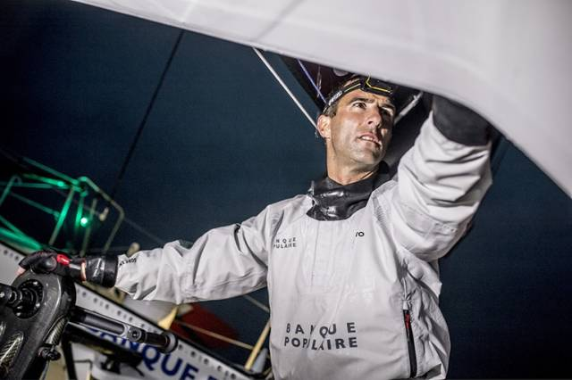 Vendee Globe Victory 24 Hours From Le Cléac'h's Grasp
