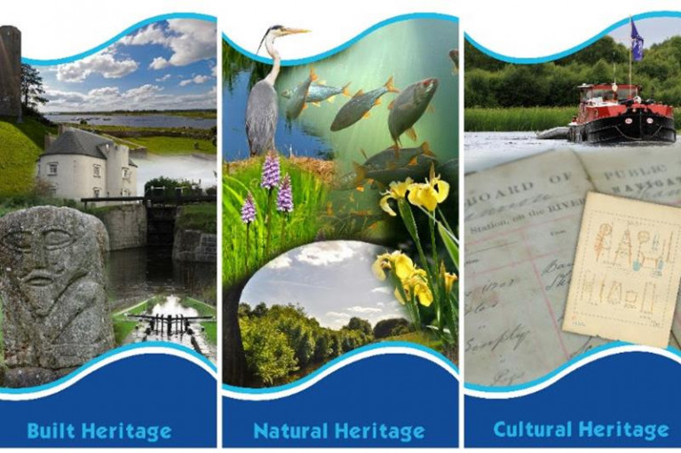 Waterways Ireland's Community Heritage Grant Scheme Now Open for 2021