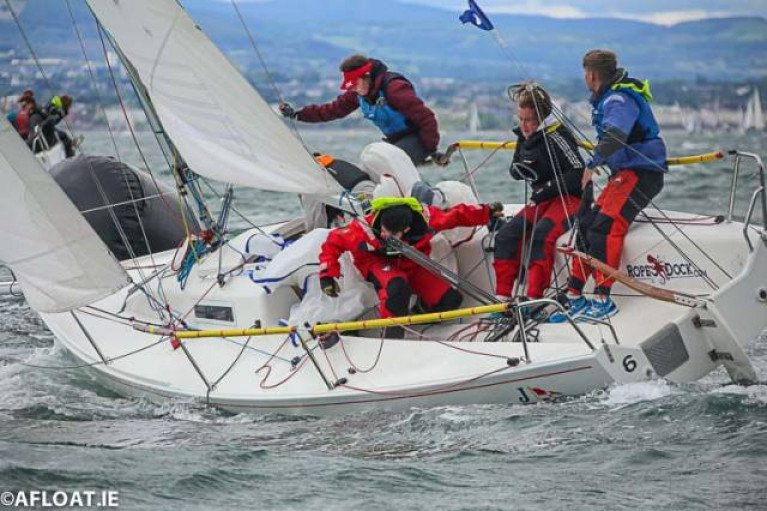Encouraging young sailors into keelboats is essential for the future of sailing