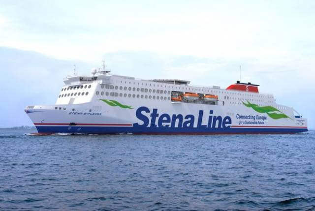 Ferry operator Stena has revealed the Irish Sea route, Holyhead-Dublin will be the first to get new type of vessel, the E-Flexer class in early 2020. A further pair of the new series as previously reported on Afloat are planned to be introduced on the Liverpool-Belfast route also in 2020 and 2021.