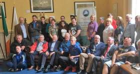 Sail Training Ireland Presents Awards For Waterford Bursary Voyages