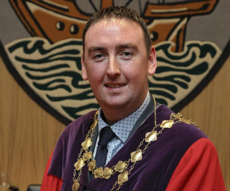 "Mayor of Galway Mike Cubbard says that a ""dark cloud hangs over the city with the news of the deaths"