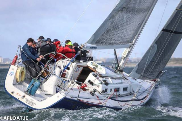 UK Sailmakers Ireland: Top Tips for the Pit Role on a Cruiser-Racer