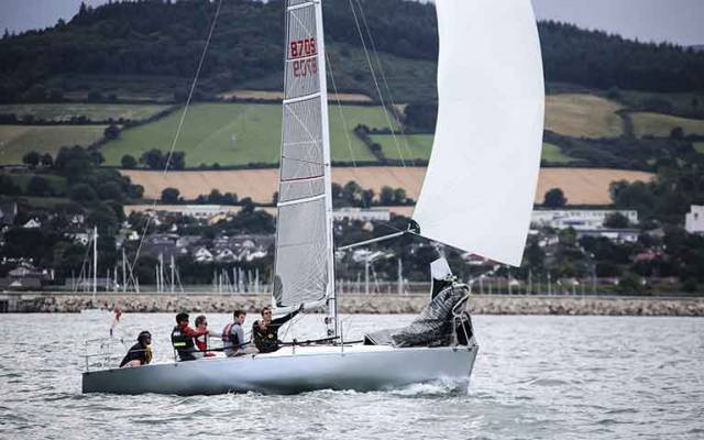 Under new rating rules drafted for the IRC European Championships in Cowes in 2018, small boats like this Irish Quarter Tonner Cri Cri will no longer be able to compete
