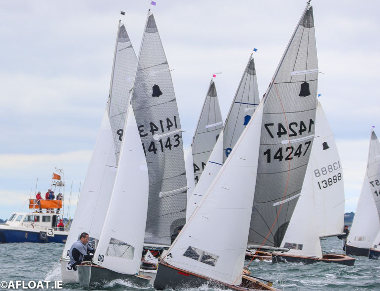 GP14s will race in Howth on April 4 in their first event of 2020