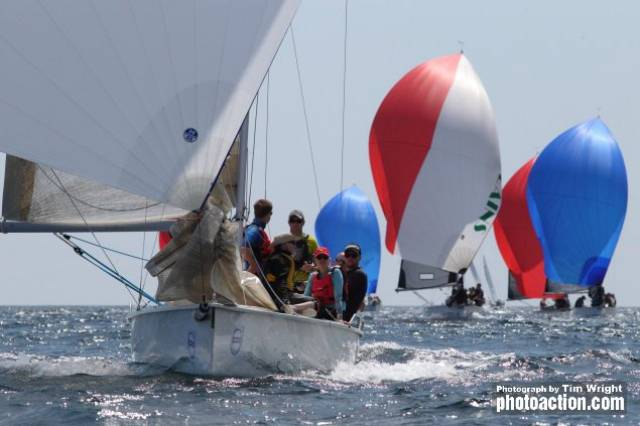 Cork Week 2018 Review: Royal Cork Yacht Club's Colourful Sailing Complexity