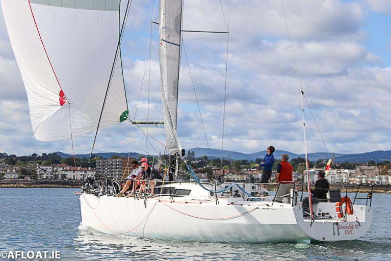 Irish JPK10.80 Rockabill VI - French sisterships have performed well in Cherbourg's 400-mile Dhream Cup, boosting hopes of more success for the design at next month's Round Ireland Race in which Rockabill VI will compete