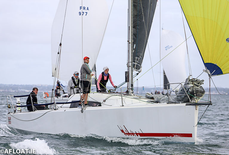 New SCORA Offshore Race From National Yacht Club to Royal Cork via Fastnet Rock