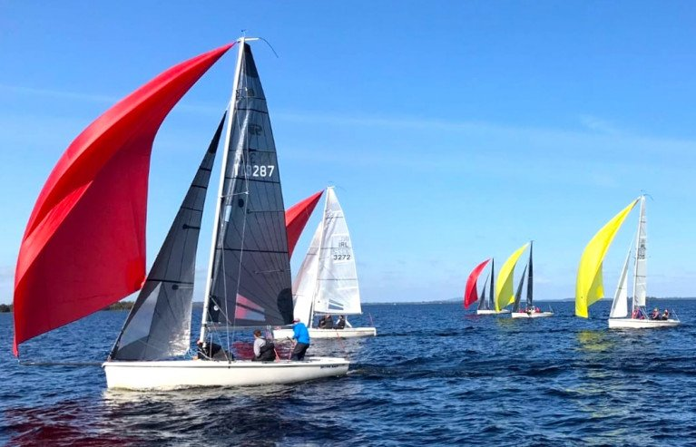 Irish sailing Goes Beyond The Pale to Keep the Show on the Road