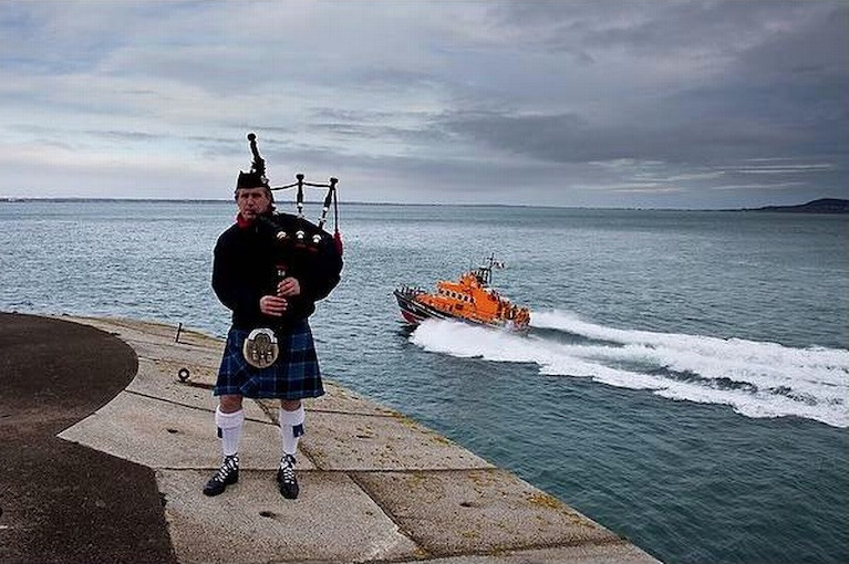 Dun Laoghaire Harbour RNLI Christmas Eve Public Ceremony Cancelled Due to Covid-19
