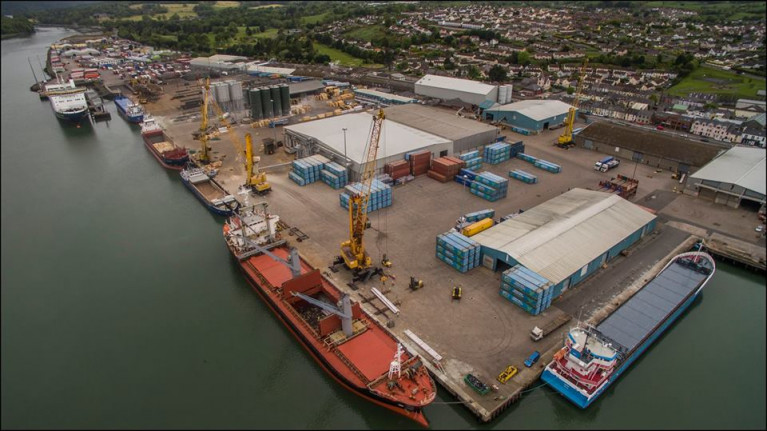 Volumes at Warrenpoint Port Despite Covid to Deliver Continued Growth in 2021