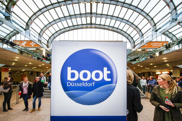 1,900 exhibitors from 71 different countries, including Ireland, cover the entire water sports world at Boot starting on Saturday