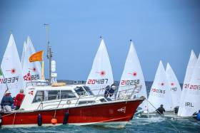 A new 'Laser League' concept over six races for the three consecutive Saturdays of the Dun Laoghaire Regattas has been hatched by the DBSC Laser class