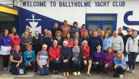 Supported by three coaches from the RYA Magenta Project, the group sailed from Bangor Marina in six yachts from the Belfast Lough Quarter Ton Class and Sigma Class.