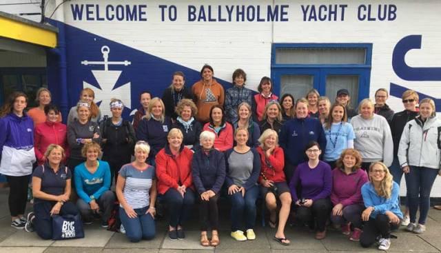 RYA Magenta Project Sets Sails at Ballyholme Yacht Club on Belfast Lough