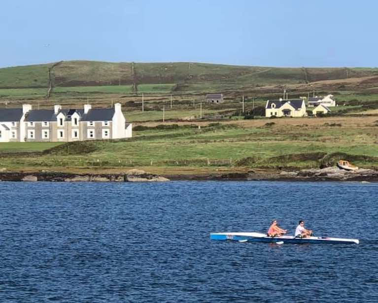 This is the second time that the Portmagee Rowing Club has been awarded the honour of hosting the National Championships