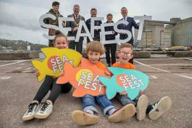 The programme for SeaFest 2019 in Cork Harbour was launched today, Wednesday 24 April