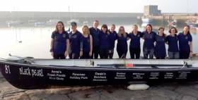 St. Michael's Rowing Club ladies crew will defend their 2017 title in the world's longest 'true' rowing race