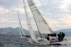 UCD Team Ireland finished fifth overall in the Student Yachting World Cup