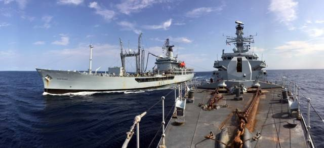 Final RFA 'Rover' Retires to Join Sister in Birkenhead