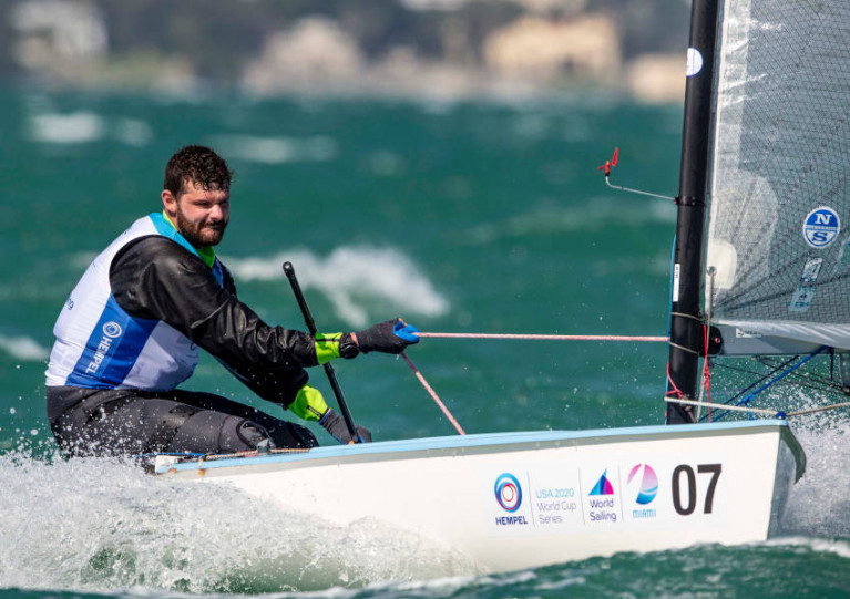 Three NI Sailors Prepare To Battle It Out For Their Place At Tokyo 2020