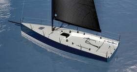 North Sails Designer Talks Inventory For New Mark Mills One-Design Class