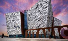 Top Travel Industry Award For Titanic Belfast