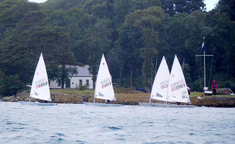 Dinghy Racing Resumes at Strangford Sailing Club