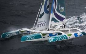 Stakes high as Musandam-Oman Sail lines up against two MOD70s in 2016 Volvo Round Ireland Race