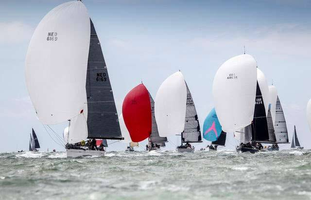 A strong line-up for the Royal Ocean Racing Club's IRC Nationals on the Solent from 5-7 July