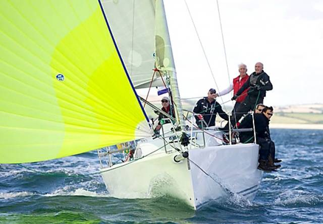 J109 Ruth, the defending ISORA champion faces new competition offshore this season