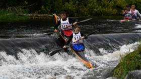 Liffey Descent: Low Water Causes Canoe Carnage