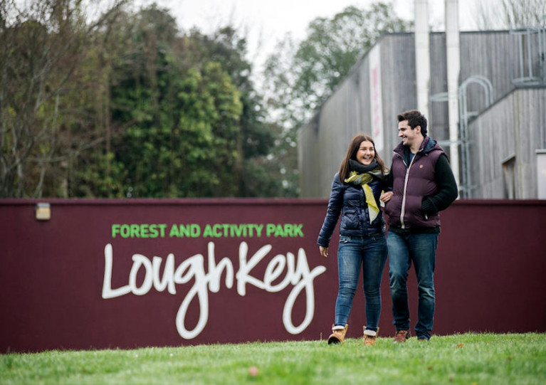 Enjoy a walk around Lough Key among the things to do in the new Shannon visitors' directory