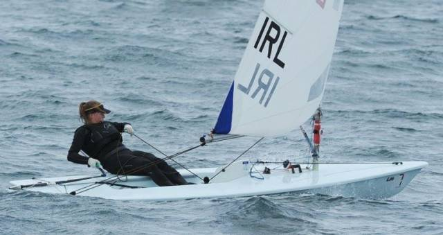 Aoife Takes Two More Wins at Laser U21 Euros
