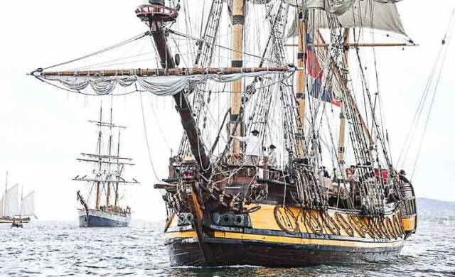 Irish Tall Ship Trainee Numbers Back up to Asgard II Levels, Say Sail Training Ireland