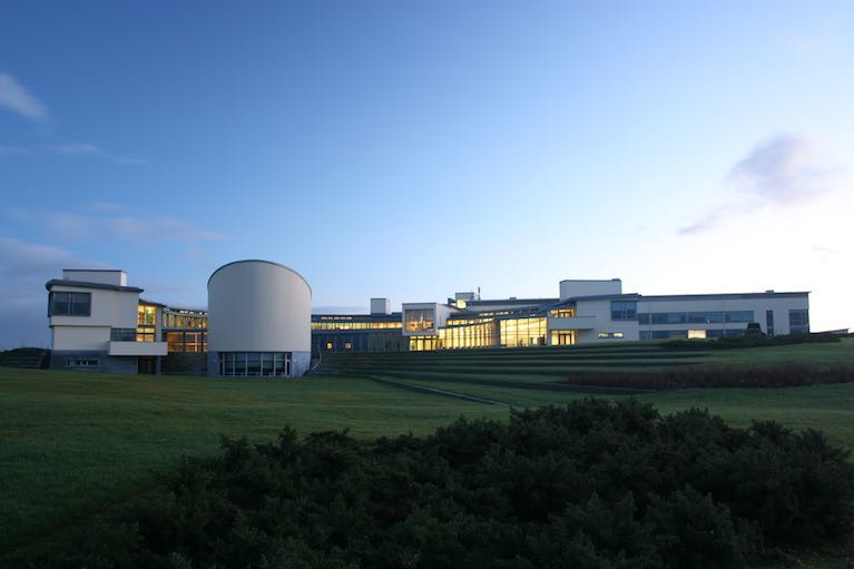 The Marine Institute Headquarters, at Rinville in Galway