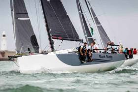 Trevor Middleton's Sun Fast 3600 Black Sheep win 2019 RORC Season's Points Championship overall