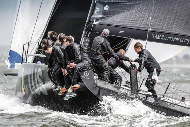 Henri Lloyd has announced a three year partnership with the FAST40+ Class