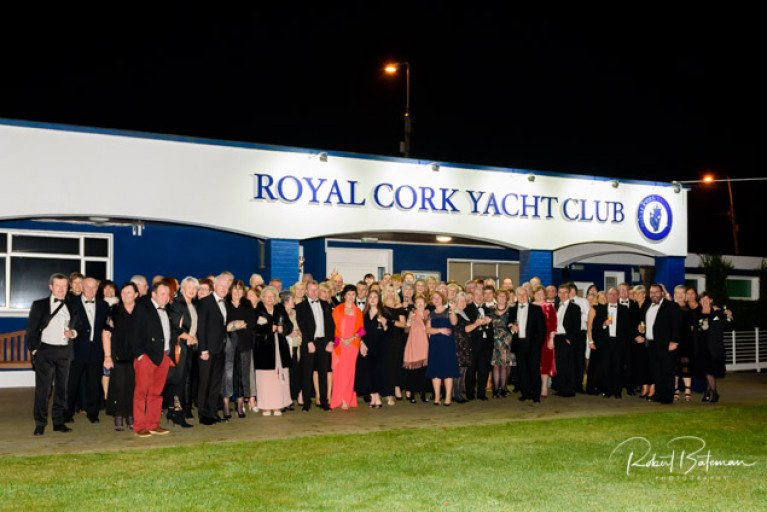 Royal Cork's New Year's Eve Ball at Crosshaven