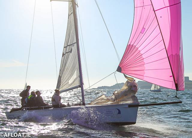 The INSS 1720 has regained the overall lead of the DBSC Spring Chicken Series