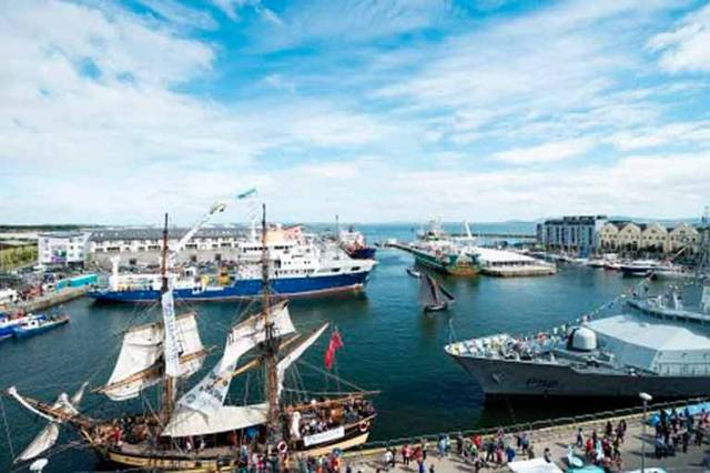 Volunteers Wanted for Galway's SeaFest 2017