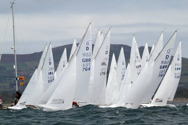36 boats are competing for Edinburgh Cup honours in Wales