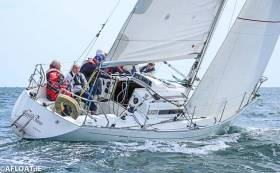 The Sigma 33 Gwilli Two (Dermot Clarke) of the Royal Irish YC and Royal St George YC was a Super Early Bird Draw Winner. Download the full list of winners below.